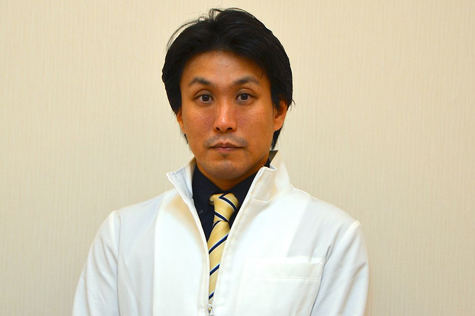 小林 聡先生(獣医師)
