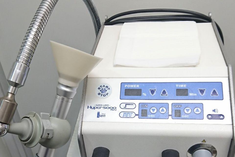温熱照射療法