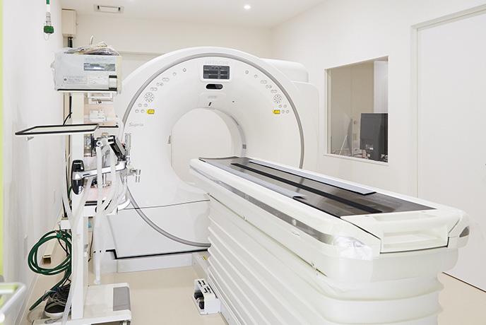 最新医療と幅広い診療範囲